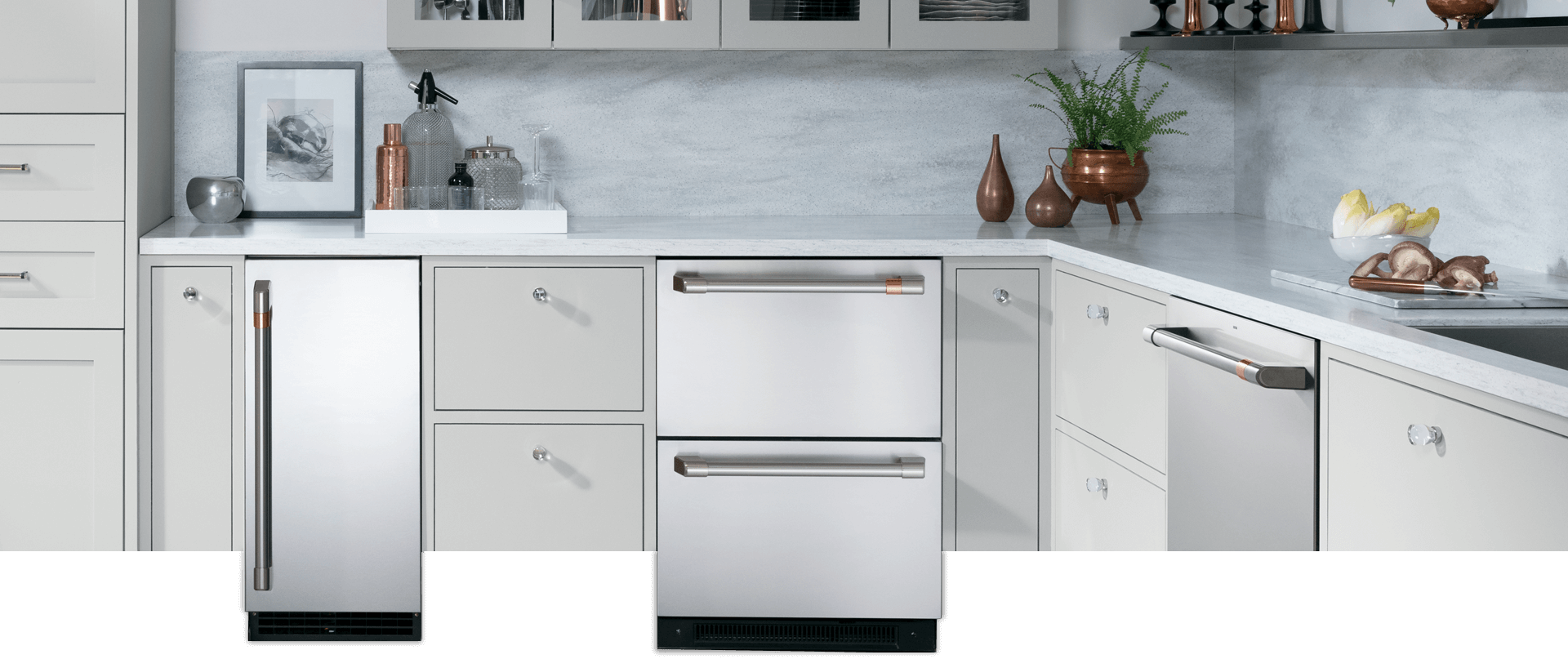 Undercounter Refrigerators and Ice Makers