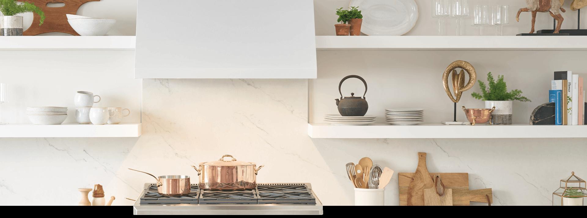 Range Vent Hoods Modern Kitchen Design Cafe Appliances