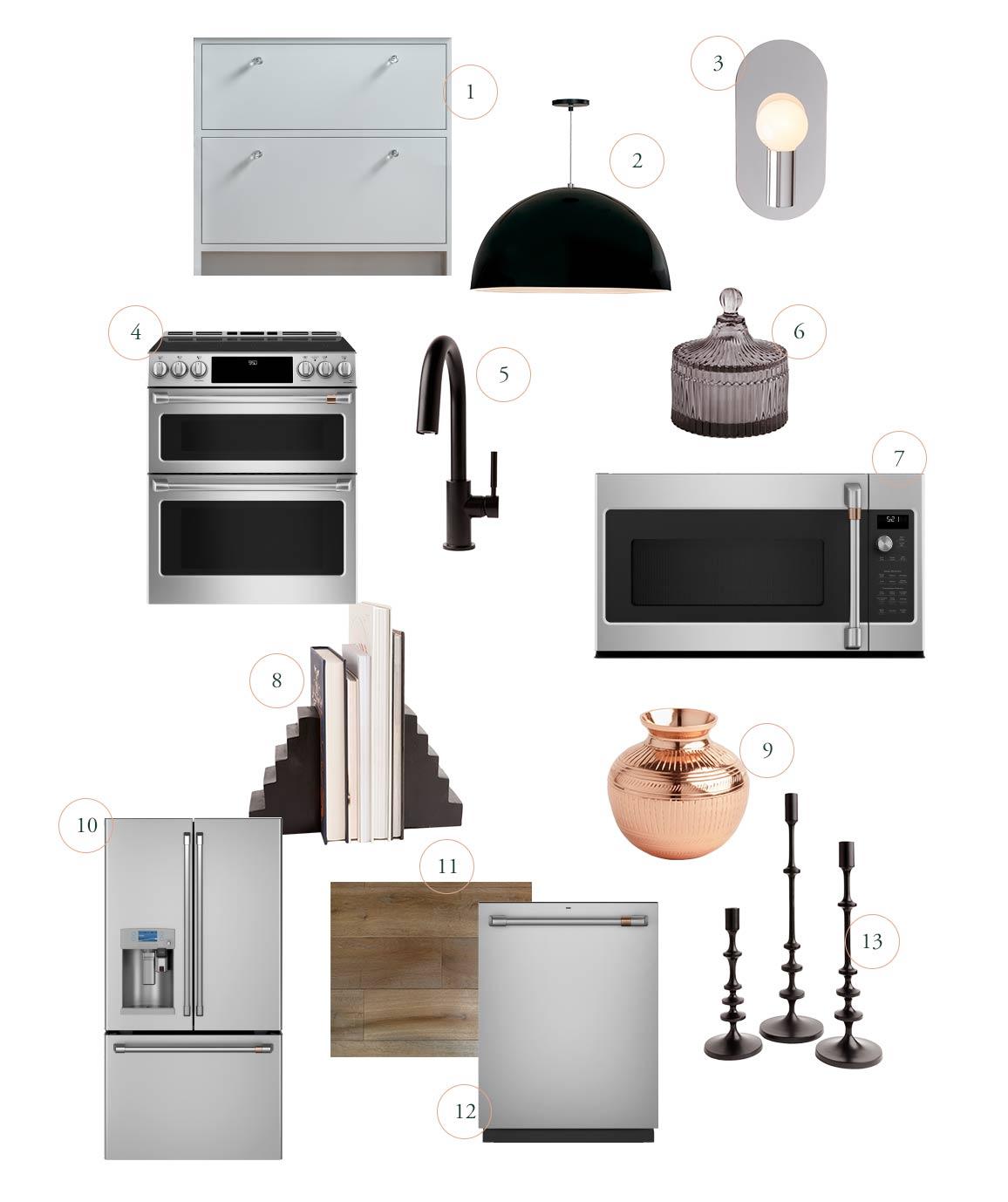 Shop Nouveau Steel Kitchen Items
