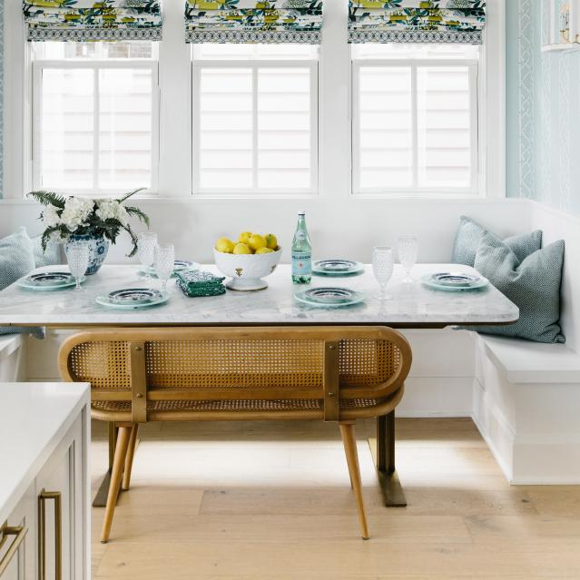 Breakfast Nook designed by Gretchen Black